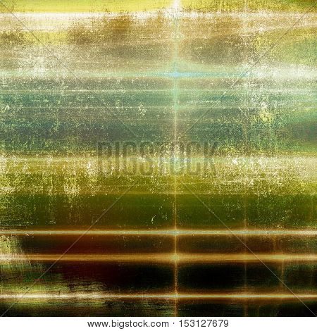 Elegant vintage background, antique texture. Designed grunge template with different color patterns: yellow (beige); brown; gray; green; cyan