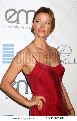 LOS ANGELES - OCT 22:  Scottie Thompson at the 26th Annual Environmental Media Awards at Warner Brothers Studio on October 22, 2016 in Burbank, CA