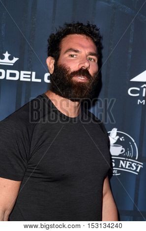 LOS ANGELES - OCT 22:  Dan Bilzerian at the 2016 Maxim Halloween Party at Shrine Auditorium on October 22, 2016 in Los Angeles, CA