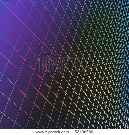Abstract Background For Design Technology, Programming, Information