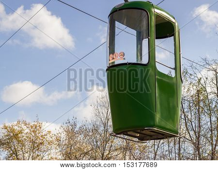 aerial ropeway is a form of transport where you can watch the beautiful various types and also to locate