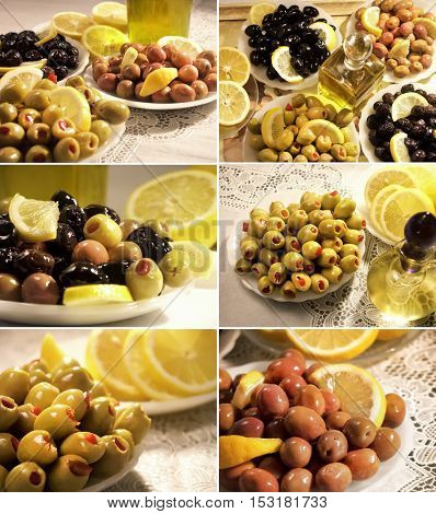 an image of olives