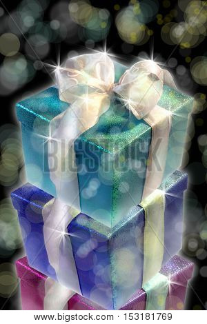 an image of gift boxes