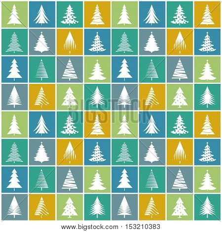 Christmas Texture. Vector Illustration and graphic elements.