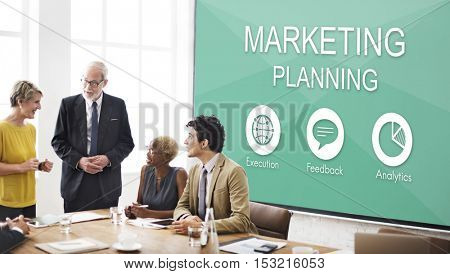 Marketing Planning Branding Feedback Concept
