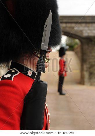 Guardsmen Of The Queen