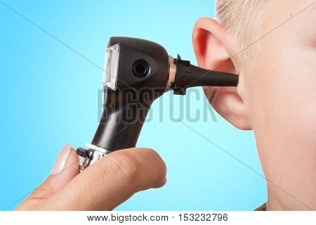 Examination With The Otoscope