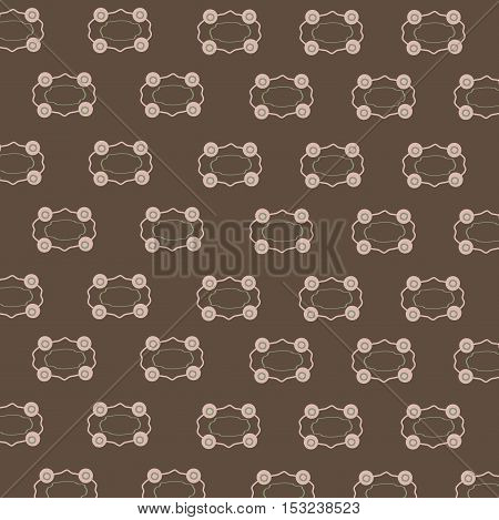 Endless texture can be used for wallpaper; pattern fills; web page background; surface textures. Illustration set of abstract geometric seamless patterns.