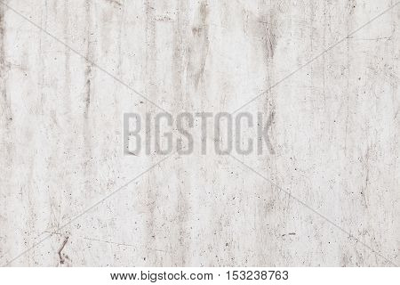 Texture of old concrete wall for background. Old dirty texture, grey wall background. Cement texture. Grey concrete wall.