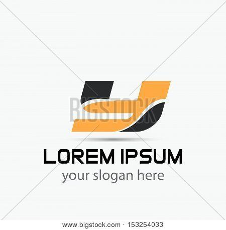 Letter y logo icon design template elements. Vector color sign