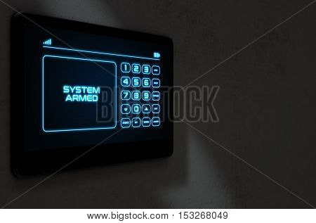 Modern Interactive Home Security