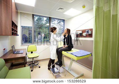General practitioner lymph nodes