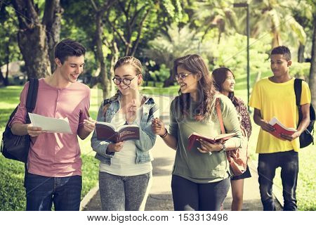 Education Students People Knowledge Concept