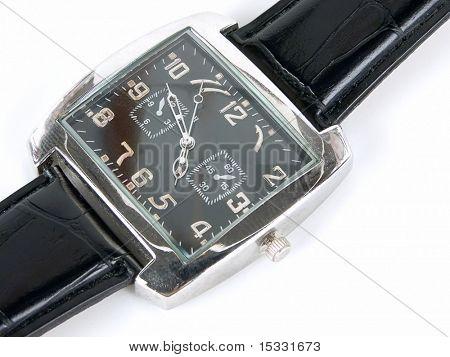 An elegant wrist watch