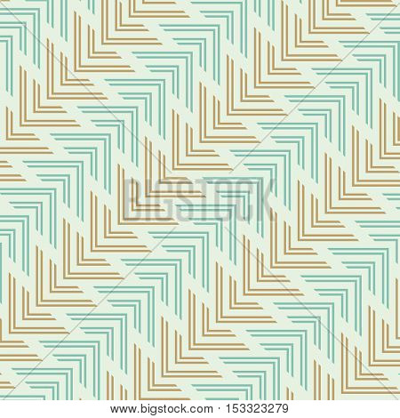 Abstract geometric background. The geometric pattern. Seamless vector background