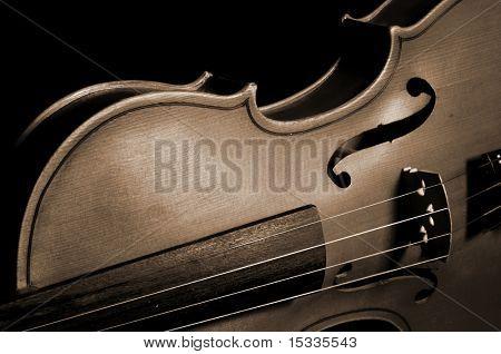 vintage violin