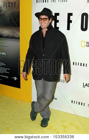 LOS ANGELES - OCT 24:  Rob Morrow at the Screening Of National Geographic Channel's
