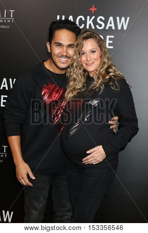 LOS ANGELES - OCT 24:  Carlos Penavega, Alexa PenaVega at the