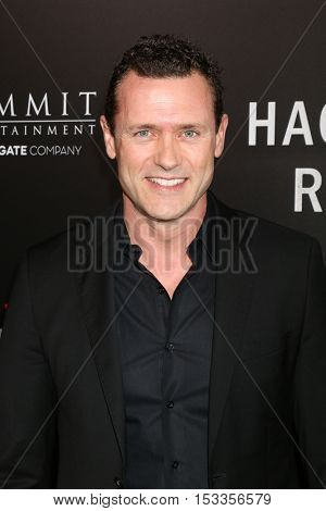 LOS ANGELES - OCT 24:  Jason O'Mara at the
