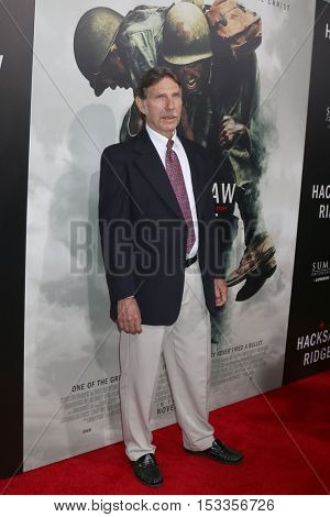 LOS ANGELES - OCT 24:  Desmond Doss Jr at the
