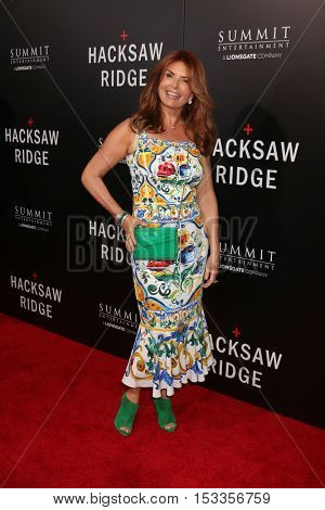 LOS ANGELES - OCT 24:  Roma Downey at the