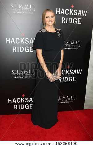 LOS ANGELES - OCT 24:  Teresa Palmer at the