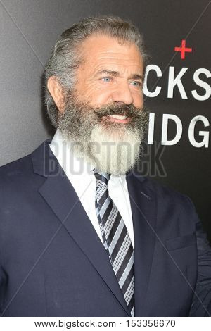 LOS ANGELES - OCT 24:  Mel Gibson at the