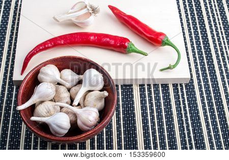 Spice Background For Cooking