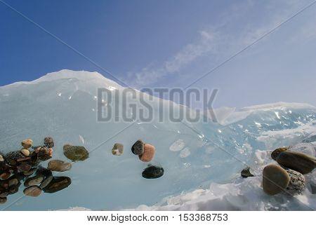 Glassy Ice