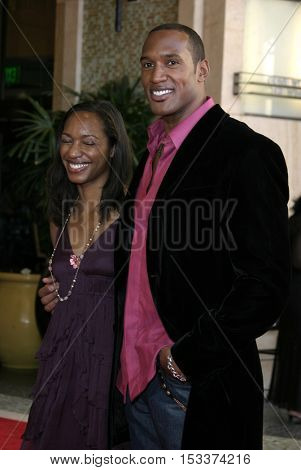 Henry Simmons at the 2005 BET Awards held at the Kodak Theater in Hollywood, USA on June 28, 2005.