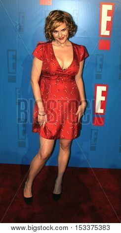 Sara Rue at the E! Entertainment Television's Summer Splash Event held at the Roosevelt Hotel in Hollywood, USA on August 1, 2005.