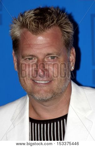 Joe Simpson at the E! Entertainment Television's Summer Splash Event held at the Roosevelt Hotel in Hollywood, USA on August 1, 2005.