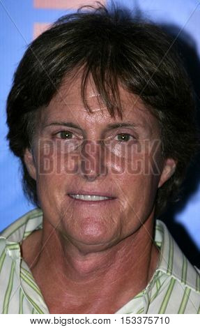 Bruce Jenner (Caitlyn Jenner) at the E! Entertainment Television's Summer Splash Event held at the Roosevelt Hotel in Hollywood, USA on August 1, 2005.