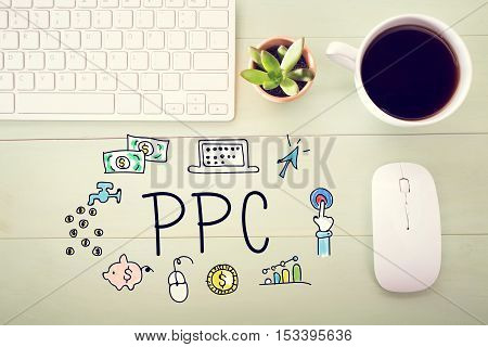 Ppc Concept With Workstation