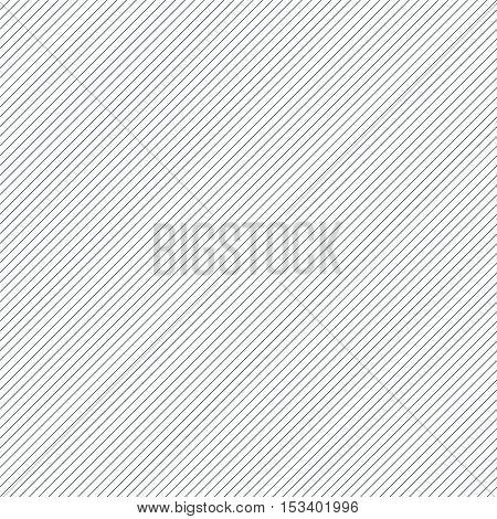 Diagonal Oblique Lines Repeatable Grayscale, Monochrome Pattern
