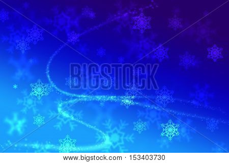 Soft color abstract background with ice concept.
