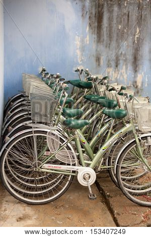 Bicycles For Hire Hue