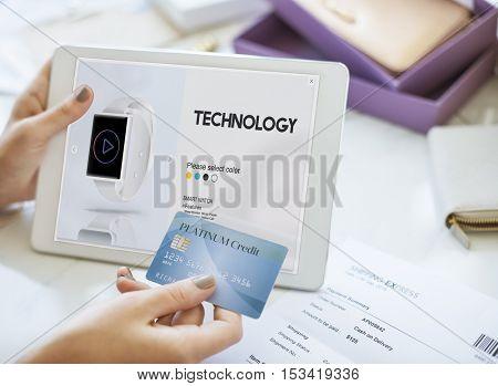 Gadget Invention Technology Innovation Digital Concept