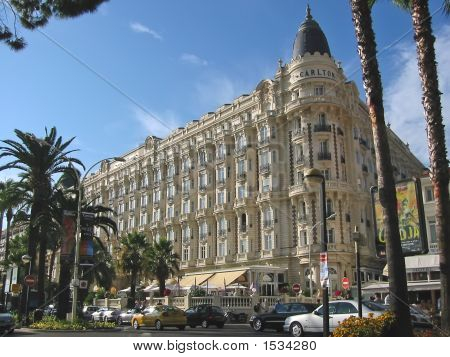 Carlton Hotel, Cannes, Azur Coast, South Of France