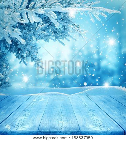 Merry christmas and happy new year greeting card.Christmas  background.