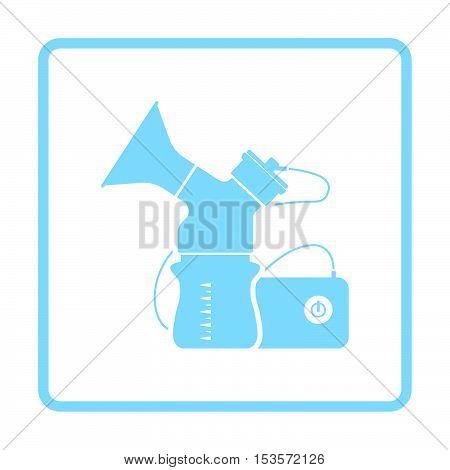 Electric Breast Pump Icon