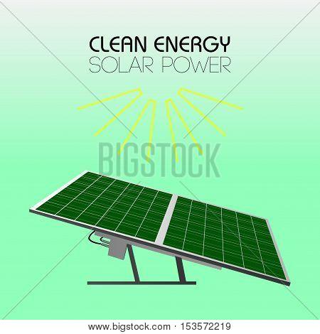 Clean Energy Illustration