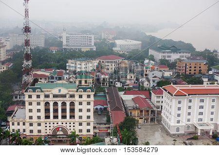 City Of Hue Vietnam