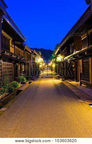Takayama Historic Old Town Row Houses V