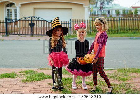 Halloween talk