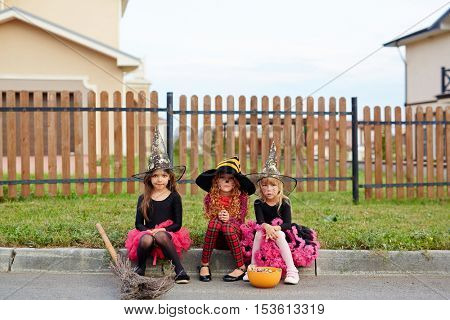 Group of witches