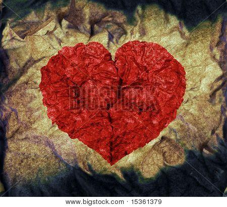 Corazón de Grunge