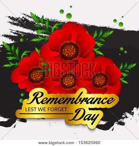 Remembrance Day_25_oct_17