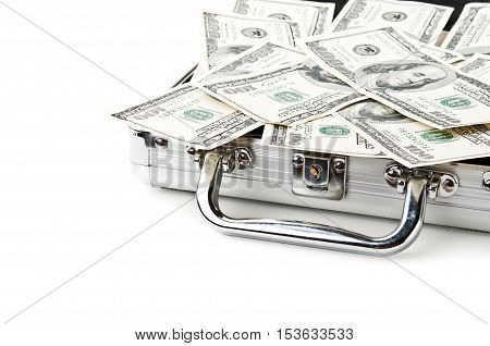 Suitcase Full Of Dollars
