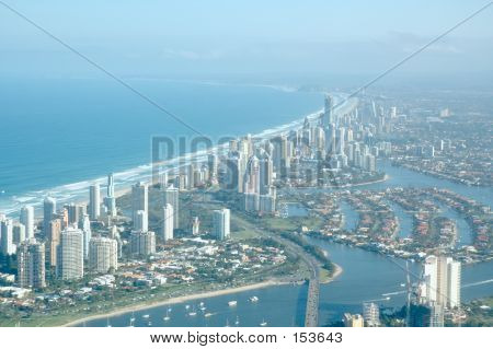 Goldcoast And City Landscape